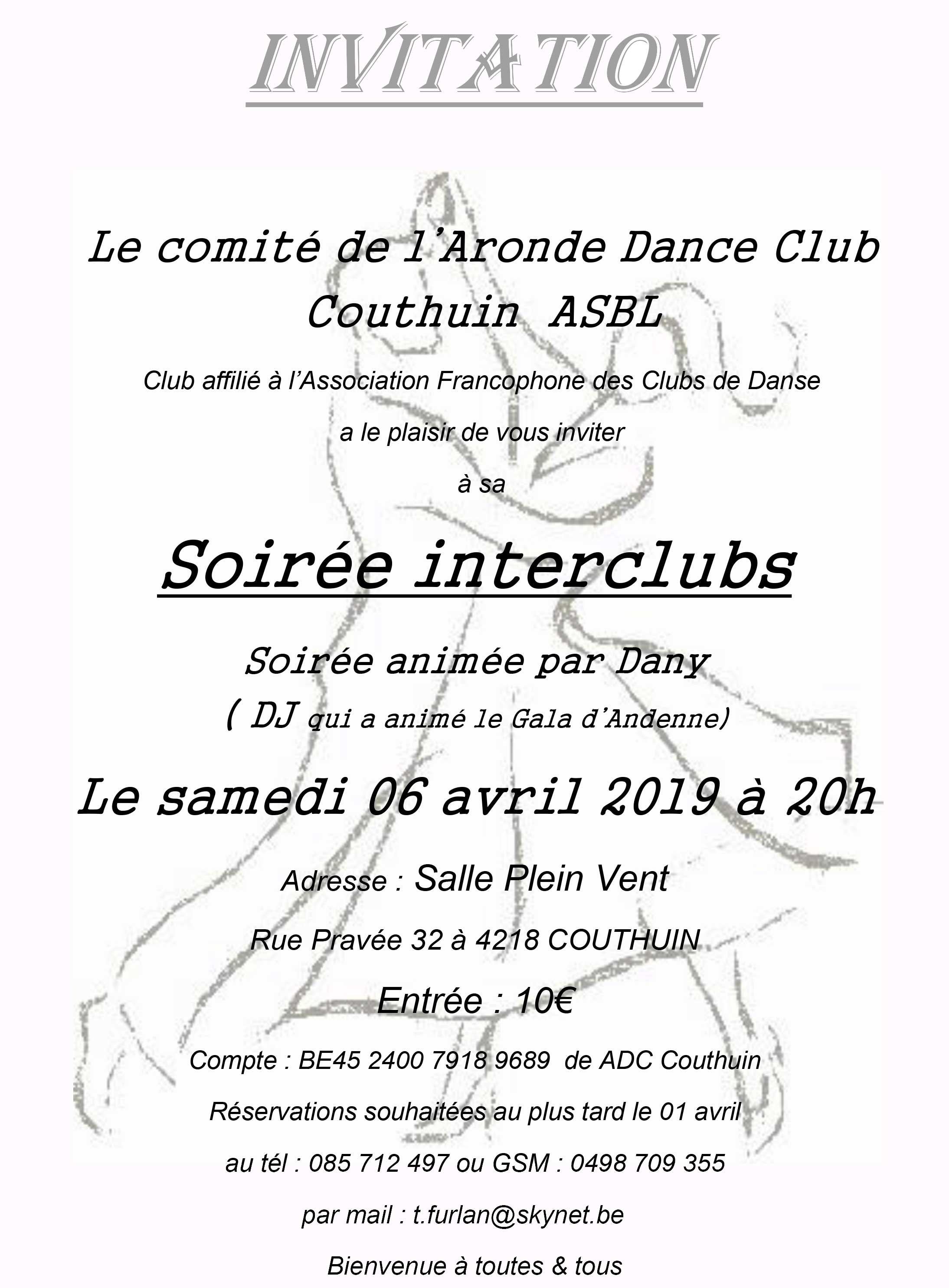 Teddy Bear Dance Club Andenne